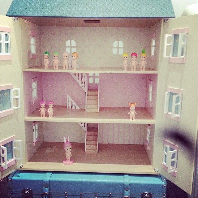 17 Best Images About Le Toy Van Doll S Houses On