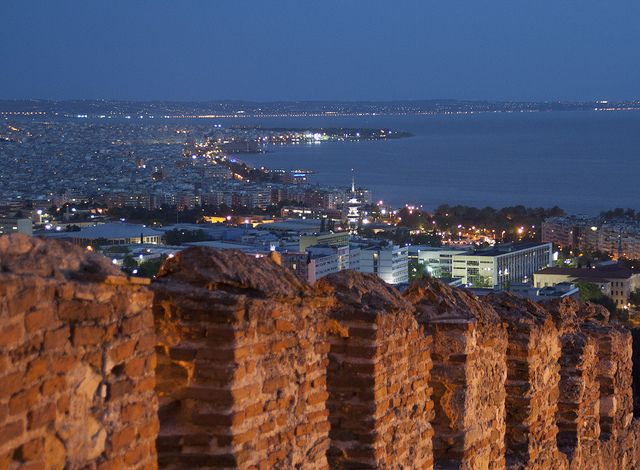 GREECE CHANNEL | Thessaloniki by Night   by Paris Daniilidis