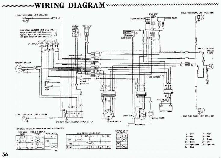 10+ Ct70 Wire Diagram Lifan 125Cc Engine,Engine Diagram