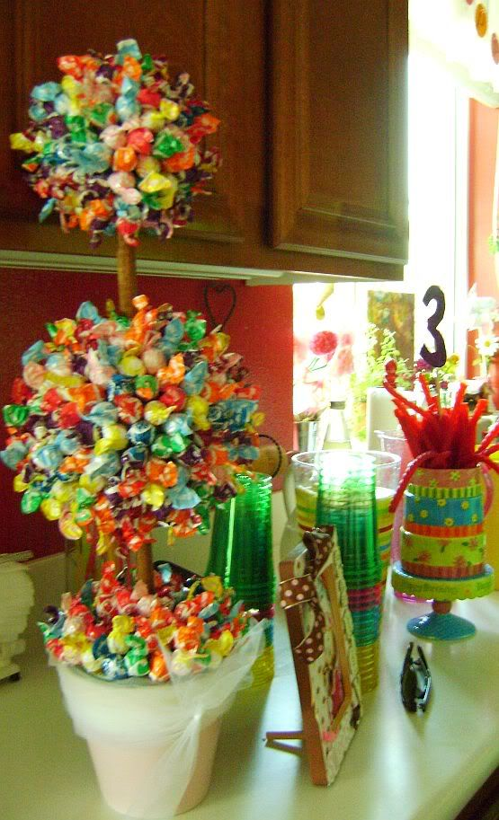 Candyland Birthday Party « The Homestead