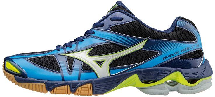 Mizuno Wave Bolt 6 indoorschoenen  Description: De Mizuno Wave Bolt 6 indoorschoenen voor heren zijn licht van gewicht en bieden dynamische demping in de zaal. De schoenen zijn geschikt voor de allround indoor sporter die op zoek is naar een soepele en comfortabele schoen. De Parallel Wave plaat geeft je dynamische demping en wendbaarheid en de Dynamotion groeven zorgen voor flexibiliteit en stabiliteit bij snelle zijwaartse bewegingen. Deze Wave Bolt 6 indoorschoenen van Mizuno geven een…