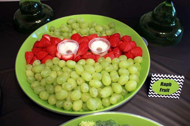 Teenage Mutant Ninja Turtles Birthday Party Ideas   Photo 1 of 47   Catch My Party
