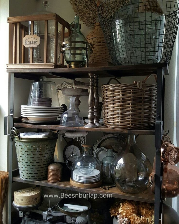 1000 images about beesnburlap home decor on pinterest for Rustic industrial decor