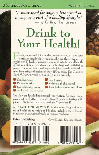 best juicing book for health
