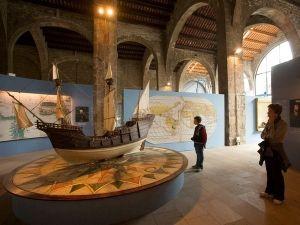 Maritime Museum, Barcelona, Spain by minerva