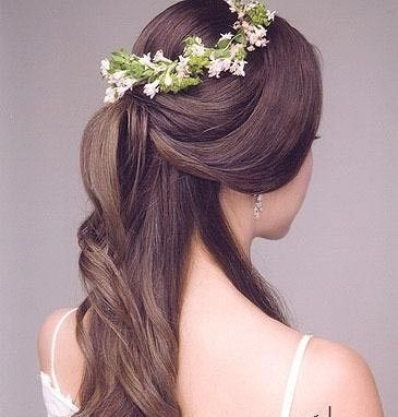 Princess hair for the Perfect Party