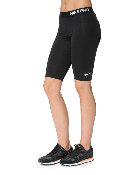 Løbeshorts for eksempel fra Nike eller Adidas