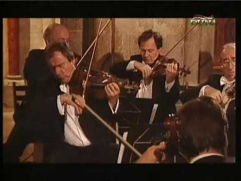 Franz Liszt Chamber Orchestra,    Recorded at the Basilica of the Pannonhalma Archabbey, Hungary.