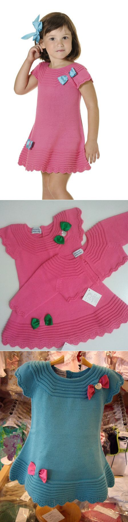 платья для девочки из журнала сабрина