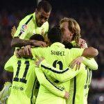 Copa del Rey: Barcelona venció 3-2 a Atlético de Madrid y es semifinalista