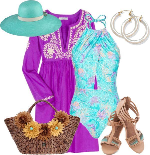 Outfits de Moda ...Me Tomo Cinco Minutos: Días de Playa
