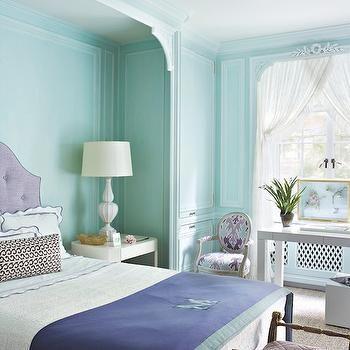 Тиффани Синий Спальня