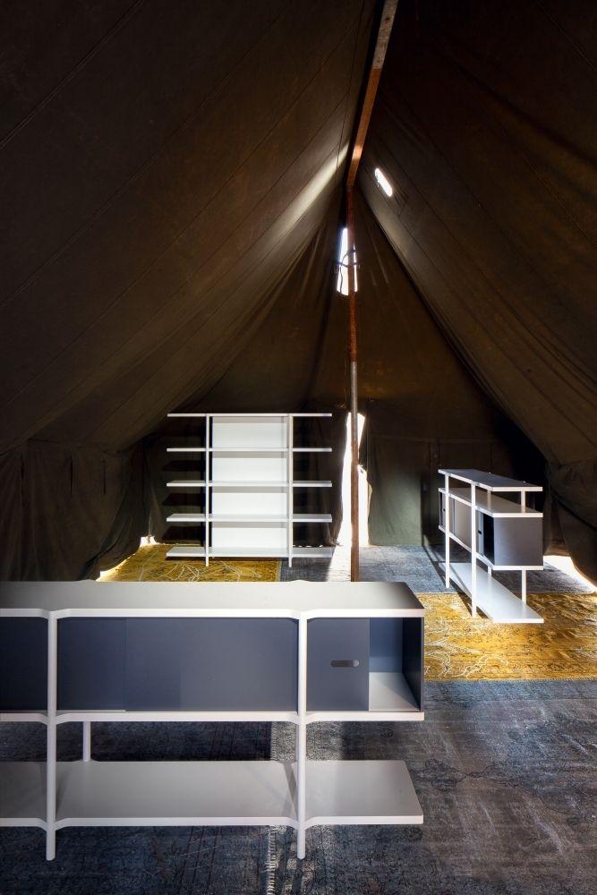 Atelier Pfister Collection 2013, Werd shelf by StauffacherBenz