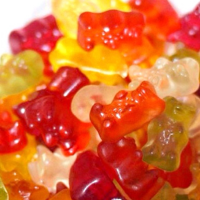 : Gummy Bears, Stephanie Favorite, Homemade Recipes, Abundance Bounty, Favorite Things, Sweet Cravings, Personalized Favorite, Fruit Snacks, Yummy