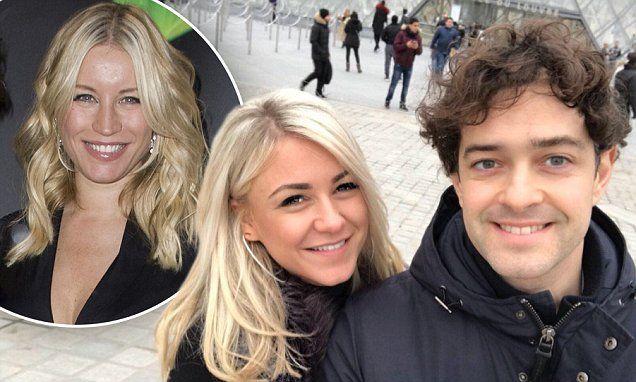 Lee Mead reveals he has found love again after Denise Van Outensplit