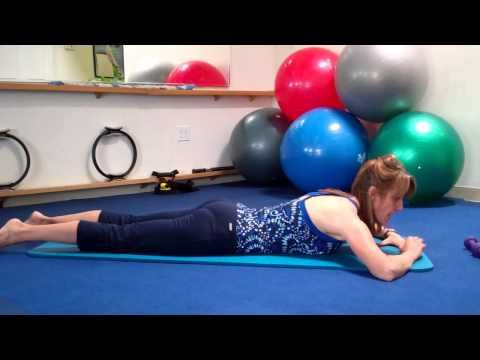 The Best Exercise for Osteoporosis - YouTube