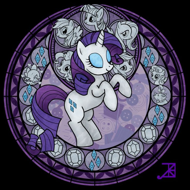 Stained Glass: Rarity