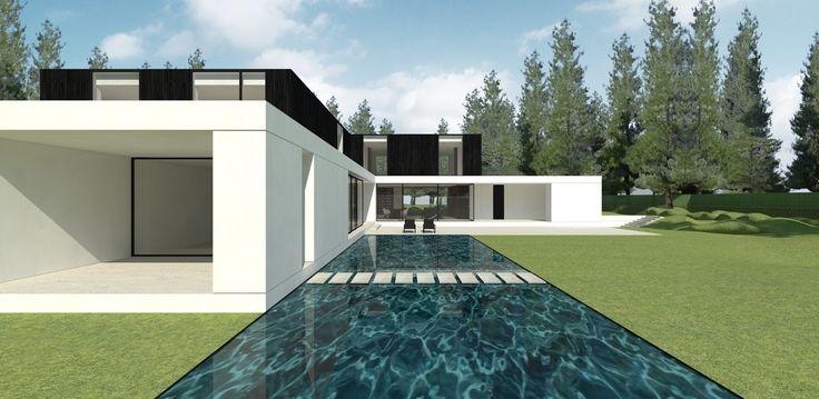 Nieuwbouwproject in hedendaagse stijl op een perceel van 7.534 m² te Schilde - http://www.immo-consulent.be/2015/10/nieuwbouwproject-in-hedendaagse-stijl.html?utm_source=rss&utm_medium=Sendible&utm_campaign=RSS