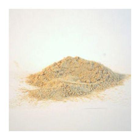 Glinka Rassal Francuska - to naturalny surowiec oczyszczający, rewitalizujący i detoksykujący skórę i włosy. Jej wyjątkowe właściwości wynikają z bogactwa składników mineralnych, wysokiej absorpcji oraz specjalnego sposobu pozyskiwania (glinka nie jest myta po wydobyciu).