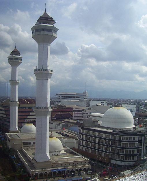 Ferry Zuljanna - Great Mosque of Bandung, Indonesia: Masjid Agung Bandung
