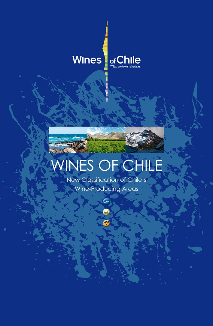 Chile Wine (Vitivinicultural) Zones Guide | Wines of Chile