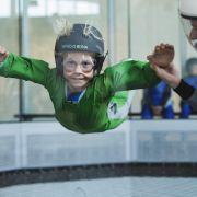Rechtzeitig zur Wintersaison erhielt der Prater eine wetterunabhängige Attraktion: Indoor Skydiving - in Österreichs erstem Windkanal kann man regelrecht fliegen.