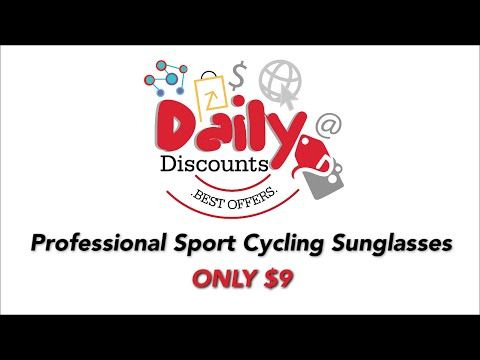 https://dailydiscounts.org/product/new-men-and-women-uv400-outdoor-sports-and-cycling-sunglasses/ Daily Discounts provides the best price on Professional …