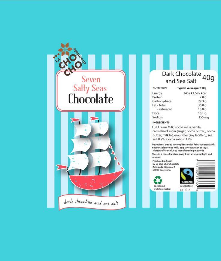 chocolate bar ship