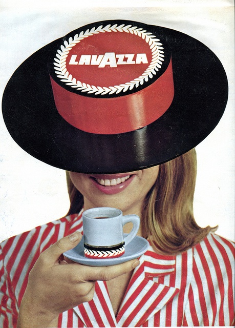 adv - 1963 - caffè by sonobugiardo, via Flickr