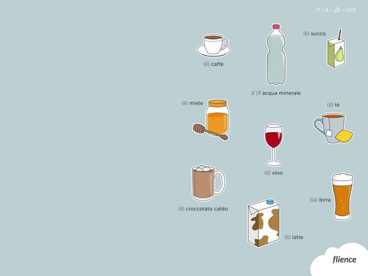Food-drinks_003_it #ScreenFly #flience #italian #education #wallpaper #language