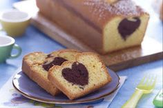 Ricette Kenwood Cooking Chef: Idea San Valentino: Plumcake soffice al caffè con Cuore - Kenwood Cooking Chef