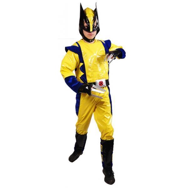 Детский карнавальный костюм росомаха
