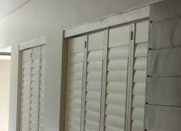Interior Shutters Doors