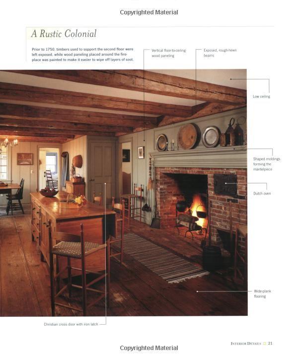 Amazon.com: Colonial Style (9781561586226): Treena Crochet: Books