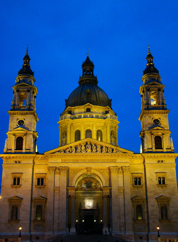 Saint Istvan Basilica