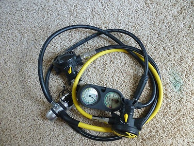 SCUBA Gear FOR SALE: Cressi Regulator Console and Octopus Barely Used Complete Set    http://www.ebay.com/itm/290696766306?ssPageName=STRK:MESELX:IT&_trksid=p3984.m1555.l2649