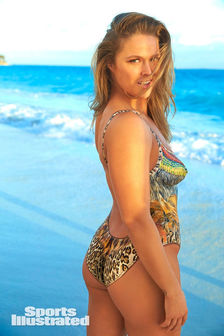 Ronda rousey body paint pussy
