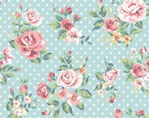 Flores Vintage Para Decorar Papeles Tapiz Fondos Y Fotos Tapiz