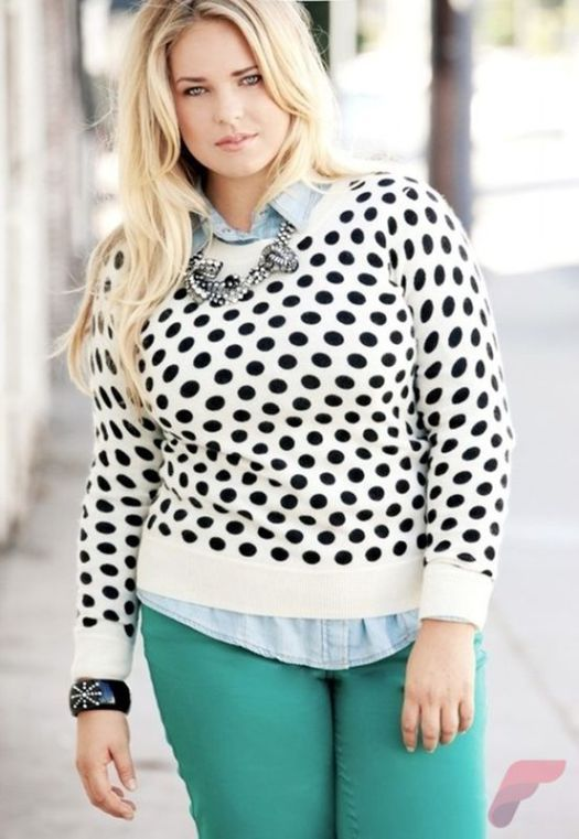 Layering outfits plus size sweaters 39