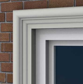 17 best images about exterior foam window door trim on - Exterior decorative foam molding ...