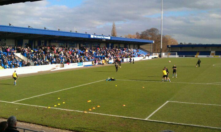 Deva Stadium (Chester Football Club)