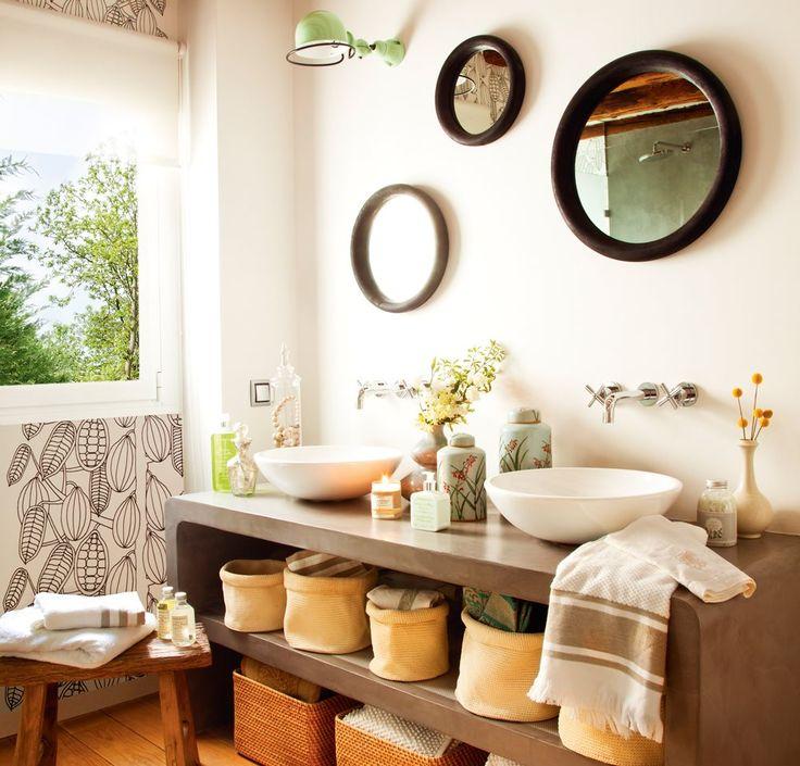 ¿Quieres reformar el baño? Primero elige tu estilo