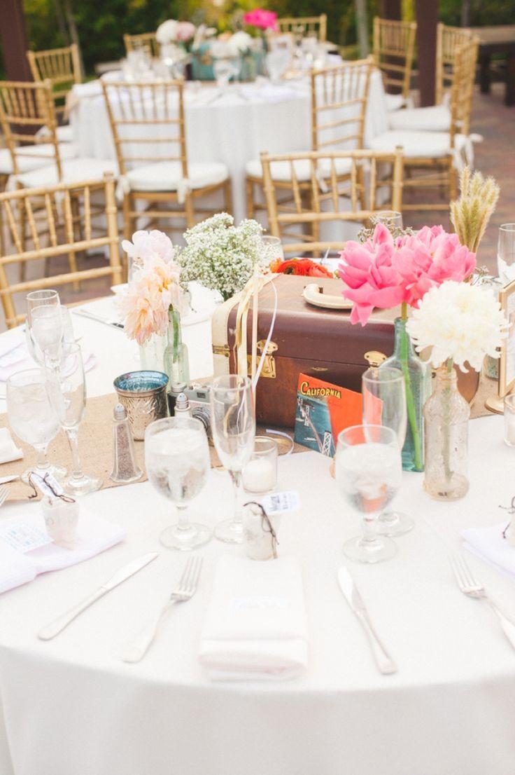 687 best Travel wedding- center pieces ideas images on Pinterest ...