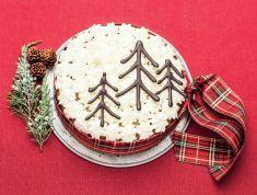 Torta speziata di farro ai datteri con mousse di formaggio - Tutte le ricette dalla A alla Z - Cucina Naturale - Ricette, Menu, Diete