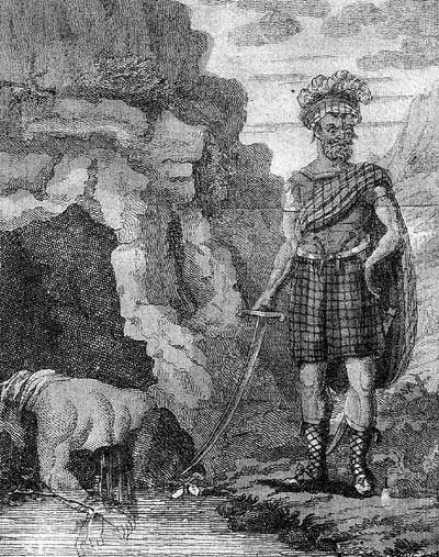 Sawney Bean, a Scotsman, became a legend that lives on to this day when a posse investigating a highway robbery tracked the killers to their lair, a seaside cave -- and found the remains of dozens of victims preserved for consumption by the Bean family, an inbred clan of over 20 souls who lived by killing, robbing, and eating people they met on the road.   Horror stories and movies on this theme are still being made centuries later.