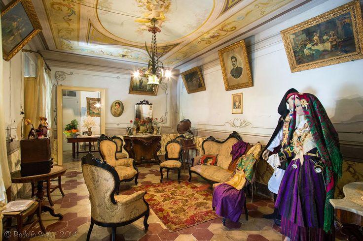 Il piacere di fotografare: Antiche case del vino di Pirri