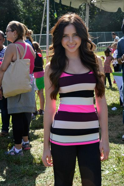 Ryan Newman - Nickelodeon's 10th Annual Worldwide Day of Play Activities at Prospect Park