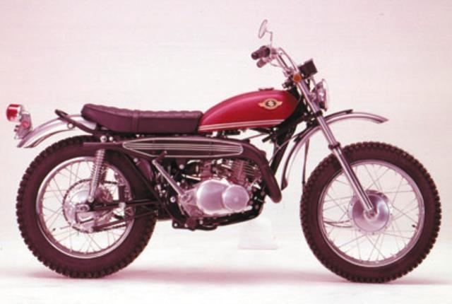 【日本のオートバイの歴史を振り返ろう!】 1968年に登場した本格的オフロードバイク「SUZUKI ハスラーTS250」。 - LAWRENCE - Motorcycle x Cars + α = Your Life.