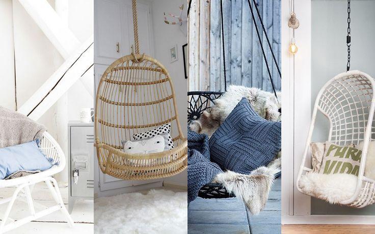 Wow leuk een hangstoel ook bij leen bakker verkopen ze een rotan hangstoel hangstoel ambon - Woonkamer rotan voor veranda ...