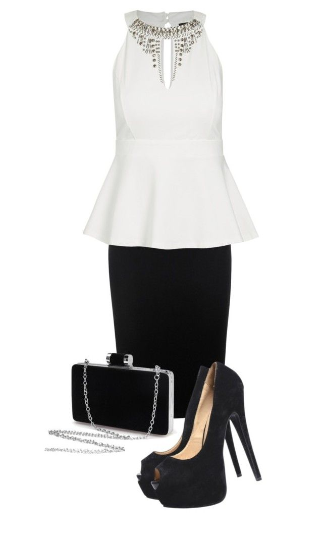 """""""La tempestad ep 2 (2)"""" by xrisavladi ❤ liked on Polyvore featuring Alexander McQueen, City Chic, AX Paris and plus size clothing"""